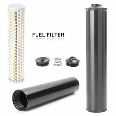 "BILLET ALUMINUM LOW PROFILE for Napa 4003 Wix 24003 AIR FUEL FILTER 1/2""-28 1/2"""