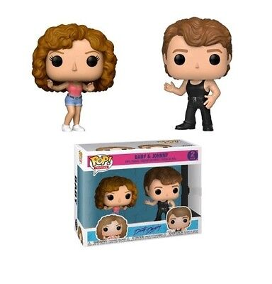 POP! Vinyl - Dirty Dancing - Johnny & Baby US Exclusive Pop! Vinyl 2-pack