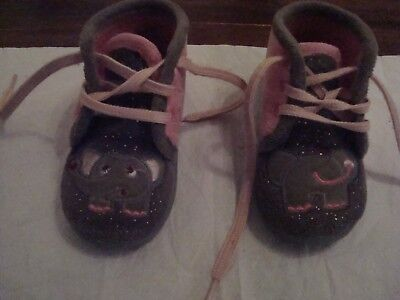 f9478ad5aa56f BABY BOTTE CHAUSSURES Filles Taille 20 Chaudes - EUR 12