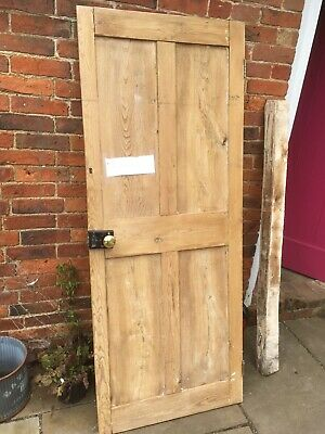 Old Stripped Pine Doors