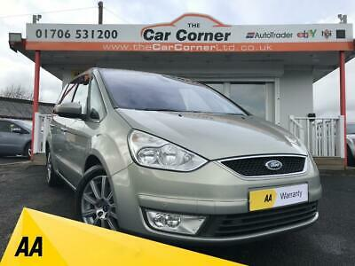 Ford Galaxy GHIA TDCI (125PS) used cars Rochdale, Greater Manchester