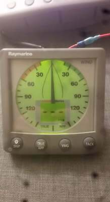 Raymarine St60+ Wind Tested !!!