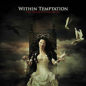 Within Temptation - Heart Of Everything CD Like new (C)