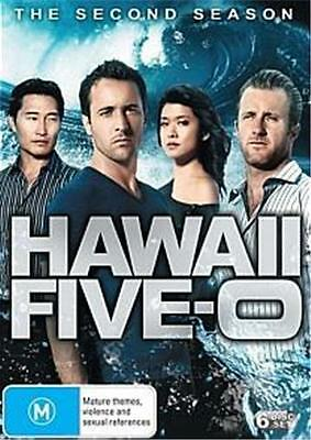 Hawaii Five-O Season 2 Dvd Brand new & sealed (C)