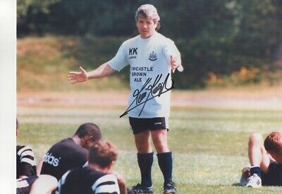 Kevin Keegan Signed 16x12 Photograph (KKNU3) - Hand Signed with COA