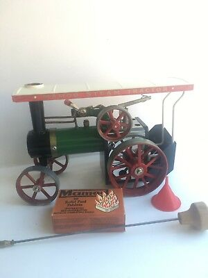 Mamod TE1a steam tractor steam engine boxed
