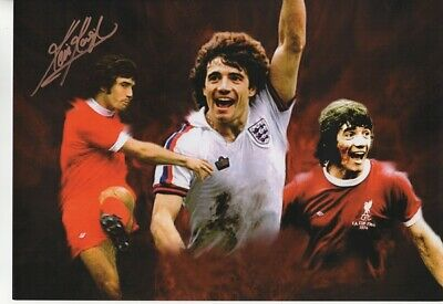 Kevin Keegan Signed A3 Photograph (KK1) - Hand Signed with COA