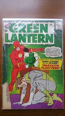 DC Green Lantern #20 Flash Silver Age
