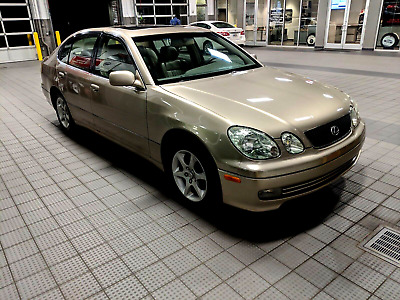 2001 Lexus GS  UPER CLEAN - LOWEST MILE CAR IN THE SOUTH EAST