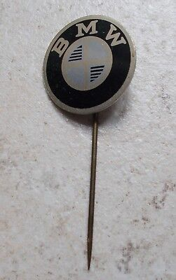 Badge Vintage Pins Auto Automobile BMW Allemagne ancien 1970s