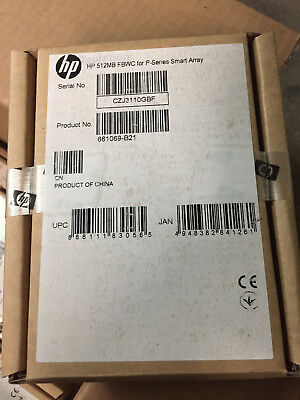 HP G8 Series 512MB P-series Smart Array FBWC 610672-001 633540-001 661069-B21