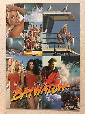 Rare Brand New Set Of Baywatch US Phone Cards