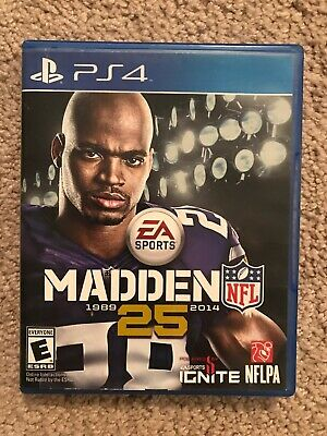 Madden NFL 25 (Sony PlayStation 4 PS4)  FREE SHIPPING!