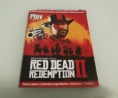 Guía Playmania. RED DEAD REDEMPTION 2
