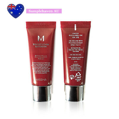 MISSHA M Perfect Cover BB Cream (SPF42/PA+++) 20ml