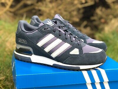 ADIDAS ORIGINALS ZX750 trainers UK 9 classics with original