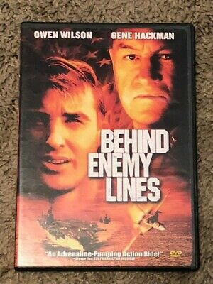 DVD - Behind Enemy Lines.