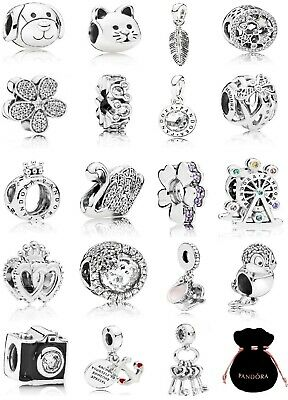 22#  New Authentic Genuine PANDORA Charms ALE S925 Sterling Silver
