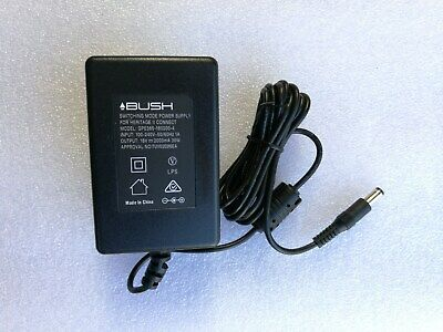 BUSH  HERITAGE II  original Power adapter for BUSH  HERITAGE II Digital Radio