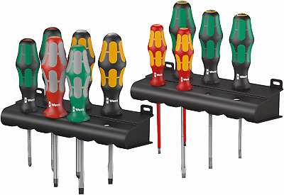 Wera Kraftform Plus XXL 3 Screwdriver Set 11 Pieces 05347106001