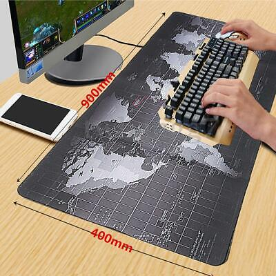 """LIEBIRD Anime Extra Large Gaming Mouse Pads Protective Office Desk Mat 31/""""x11.5/"""""""