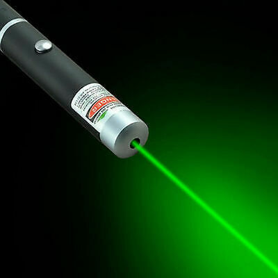 AAA Green Laser Pointer Pen Visible Beam Light Mini Pet Toy 532nm	Torch Lazer US