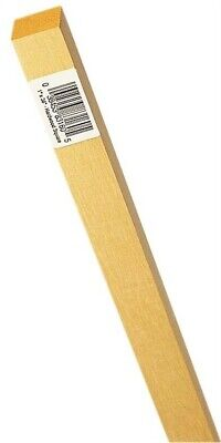 """Thunderbird Forest Dowels 3/8"""" X 36"""" Square Hardwood Pack of 25"""