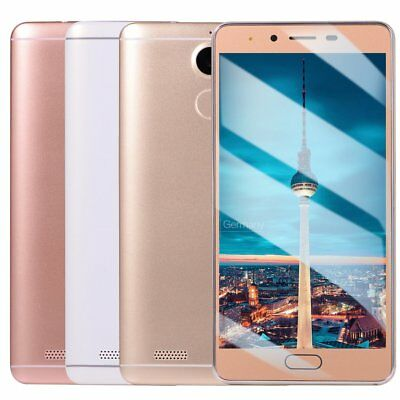 5 Inch Cheap GSM Unlocked Android Cell Smart Phone Quad Core Dual SIM&Camera FA