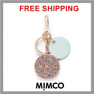 FREE SHIPPING Mimco Sublime Keyring Authentic MINT BNWT DF RRP$69.95
