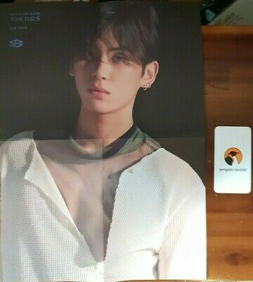 Sf9 - 6Th Mini Album Narcissus Emptiness Ver. Taeyang Poster