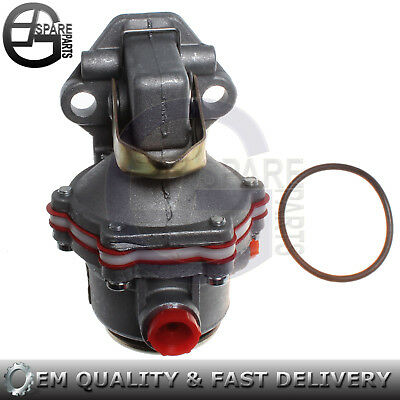 New Fuel Lift Transfer Pump For New Holland FIAT Long Case IH Ford Oliver