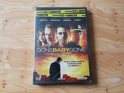 Dvd Gone Baby Gone Morgan Freeman / Ed Harris / Casey Affleck Neuf Sous Blister