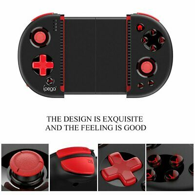 PG-9087 Wireless Bluetooth Gamepad Extendable Joystick Controller For IPEGA✳★