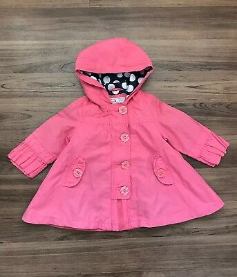703e6955f 12-18MONTH GIRLS SPRING Coat - £5.50