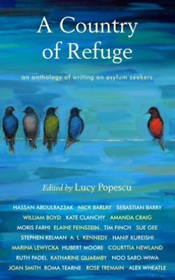 Popescu,Lucy-Country Of Refuge, A Book New