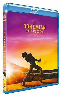 Bohemian Rhapsody Queen Inclus Concert Live Blu Ray  Neuf Sous Cellophane