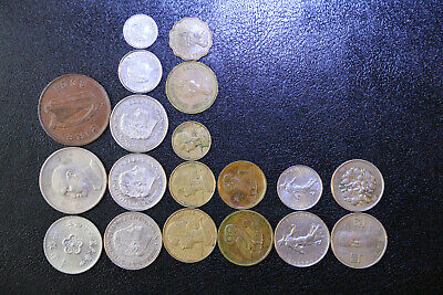 Collection of 50 Rare and Very Rare Coins
