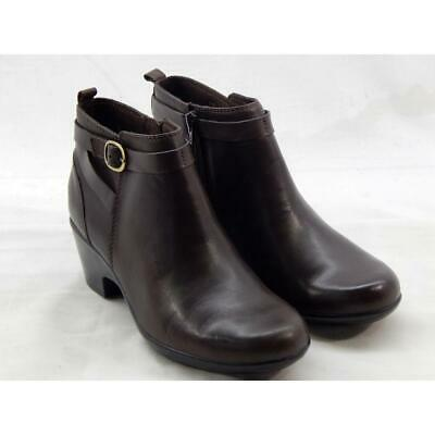 4a08f5d8483 CLARKS WOMENS MALIA Hawthorn Boots Brown Style 02676 -  79.99