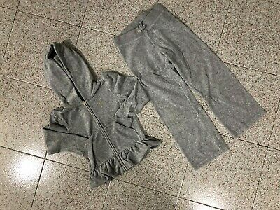 Girls Juicy Couture Track Suit SET size M