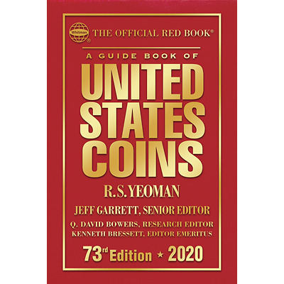 **Now Shipping*** 2020 Redbook - Guide Book Of United States Coins - Hard Back