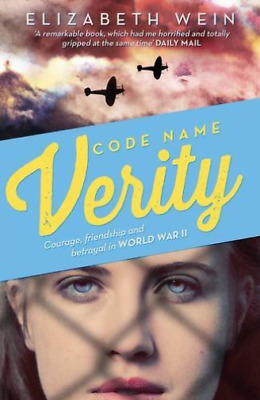 Wein  Elizabeth-Code Name Verity BOOK NEW