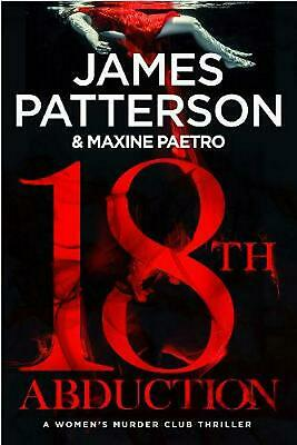 18th Abduction: (Women's Murder Club 18) by James Patterson (English) Paperback