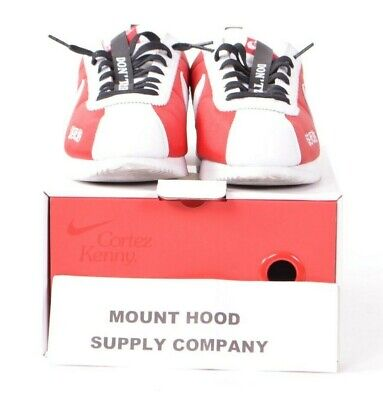 5131d10b66b 2018 MENS NIKE CORTEZ KUNG FU KENNY II SNEAKERS $700 10 Red Authentic Rare  used