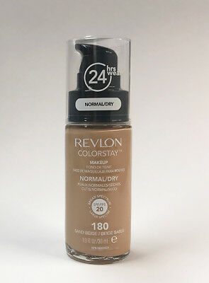 Revlon Colorstay Makeup - Normal/Dry - 180 Sand beige