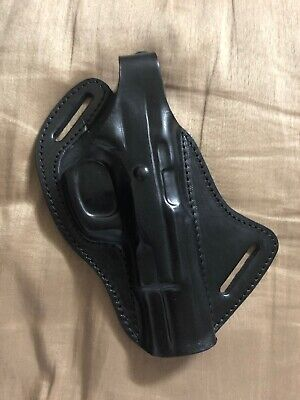 FALCO HOLSTERS CROSS draw Leather holster for Ruger SR9C