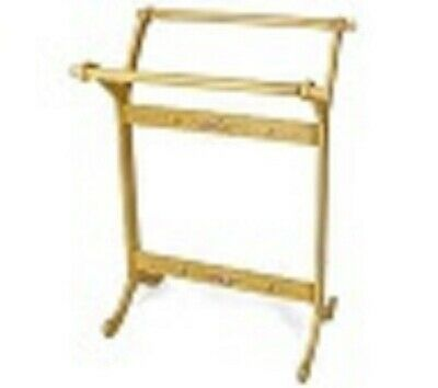 Thomas Pacconi Handpainted Deluxe Quilt Rack