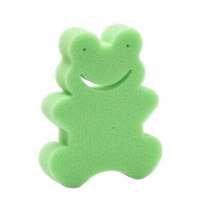 Frog Shape Kitchen Dish Bathroom Cleaning Tools Dish Washing Cleaner Sponges A@Z
