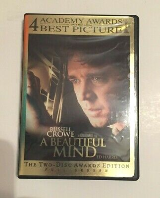 A Beautiful Mind [Full Screen Awards Edition]-2 Disc Set