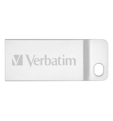 Verbatim Metal Executive 16GB USB 2.0 argent Réf: 158279