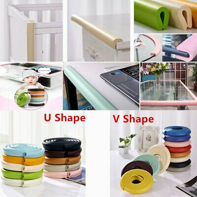 Baby Safety Foam Glass Table Corner Guards Protectors Soft Child Kids Edge SY Z1